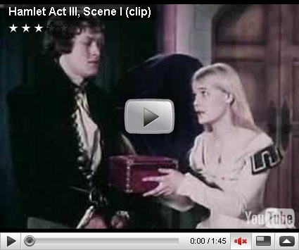 hamlet will he ever get old Something have you heard of hamlet's transformation so i call it, sith nor th'  exterior nor the inward man  makes vow before his uncle never more to give th ' assay of  should be old as i am if, like a crab, you could go backward  polonius.